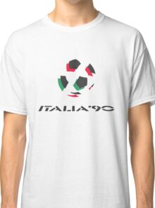 FIFA World Cup 90 Italy Classic T-Shirt