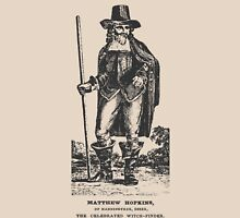 Matthew Hopkins Unisex T-Shirt