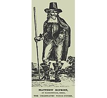 Matthew Hopkins Photographic Print