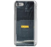 Reverse Pedestrians iPhone Case/Skin