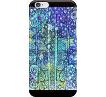 Starry Window Pattern iPhone Case/Skin