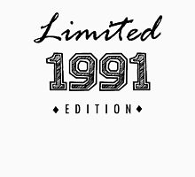 Limited edition 1991 Unisex T-Shirt