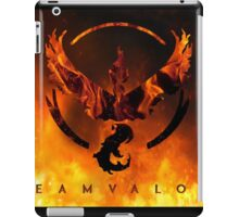 team valor iPad Case/Skin