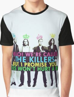 THE KILLERS Graphic T-Shirt