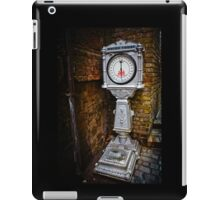 Victorian Weighing Scales iPad Case/Skin