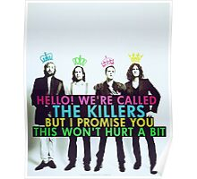 THE KILLERS Poster
