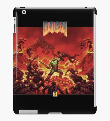 DOOM - Classic Version iPad Case/Skin