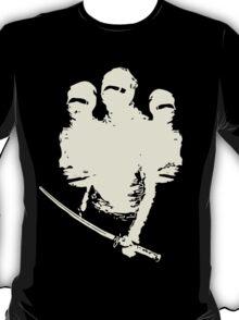 THREE SAMURAI TEE T-Shirt