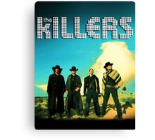 THE KILLERS Canvas Print