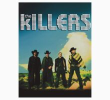 THE KILLERS One Piece - Short Sleeve