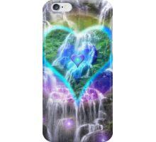 Heart of Waterfalls iPhone Case/Skin