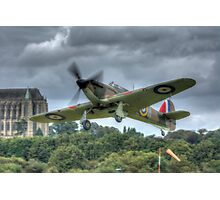Hawker Hurricane R4118 Photographic Print