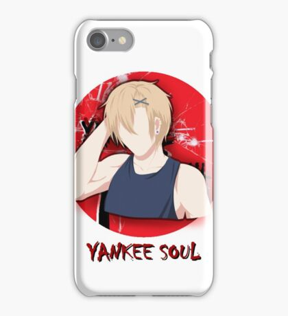 Yankee Soul Sylvester iPhone Case/Skin