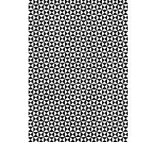 optical art Photographic Print