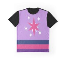 My little Pony - Twilight Sparkle Cutie Mark Special V2 Graphic T-Shirt