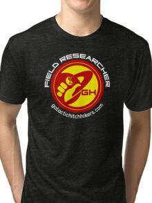 GH Field Researcher Tri-blend T-Shirt