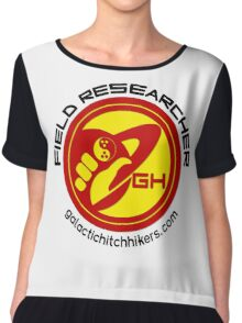 GH Field Researcher Chiffon Top