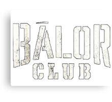 Balor Club Canvas Print