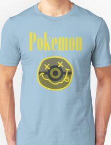 Pokemon Nirvana Unisex T-Shirt