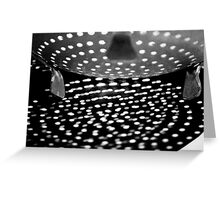 A Thousand Points of Light Greeting Card
