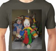 Chucky And His Evil Little Friends Unisex T-Shirt