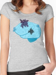 Aneurysm of Color Women's Fitted Scoop T-Shirt