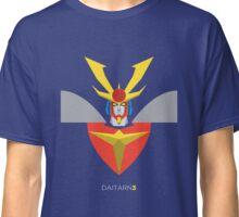Invincible Steel Man Daitarn 3 Classic T-Shirt