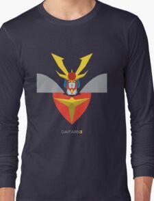 Invincible Steel Man Daitarn 3 Long Sleeve T-Shirt