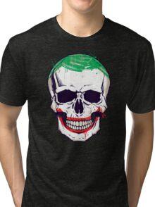 Joke's On You, Death! Tri-blend T-Shirt