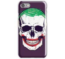 Joke's On You, Death! iPhone Case/Skin