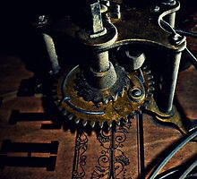 clockwork by JComstock