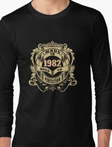 Made in 1982 Long Sleeve T-Shirt