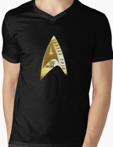 STAR TREK BEYOND Mens V-Neck T-Shirt