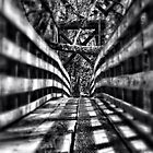 Be Brave...Cross That Bridge When You Come To It... by Leanne Stewart