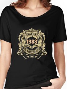 Made in 1983 Women's Relaxed Fit T-Shirt