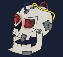 Bionic Skull Kids Clothes