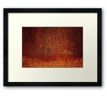 """""""The Big Bang Theory"""" Abstract Framed Print"""