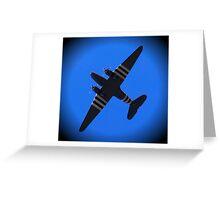 BBMF WW2 Dakota Greeting Card