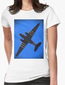 BBMF WW2 Dakota Womens Fitted T-Shirt