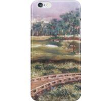 golf course iPhone Case/Skin
