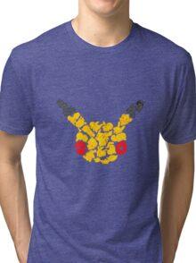 POKEMON GO TSHIRT PIKACHU Tri-blend T-Shirt