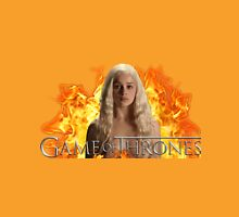 Games Of Thrones Fire Unisex T-Shirt