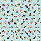 Junk Food by Jessie Sima