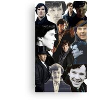 sherlockception Canvas Print