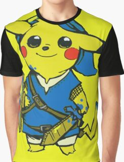 PIKA PLAY Graphic T-Shirt