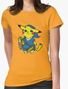 PIKA PLAY Womens Fitted T-Shirt