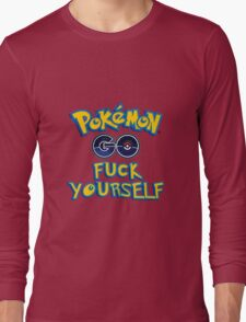 Pokémon GO Long Sleeve T-Shirt