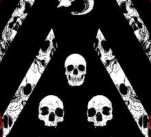 Skulls & Roses Sticker