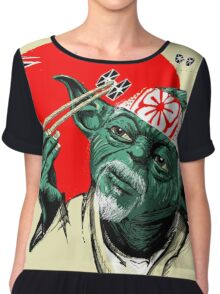 MASTER STAR WAR Chiffon Top