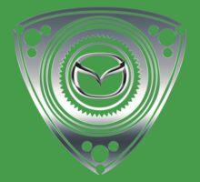 Mazda Rotary One Piece - Short Sleeve